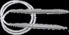 Cómo tejer en dos agujas o palitos: aguja circular