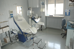 Sala per l'urodinamica
