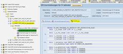 ABAP-Code der implementierenden Klasse