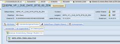 SAP BO Design Studio - Verwendungsnachweis