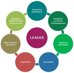 Sept principes du programme européen LEADER