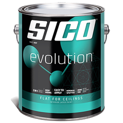 SICO EVOLUTION PAINT FLAT FOR CEILINGS