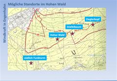 © 2012 Pro Windkraft Niedernhausen auf Basis des Entwurfs zu Suchräumen des RP Darmstadt (Stand 29.06.2012)