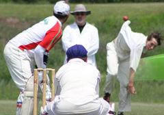 Cricket in Prague