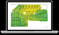AirMagnet Survey Pro mit Planner