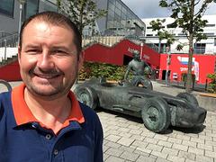 Patrick Poulain fondateur de la société Freemoov