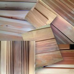 Terrasse bois douglas, mélèze, pin, exotique