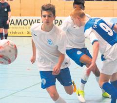 Die Waldhof-Buben verteidigten ihren Vorjahrestitel durch einen 7:6-Sieg nach Neunmeterschießen im Finale gegen den 1. FC Kaiserslautern.