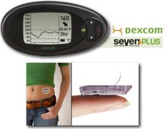 Dexcom Seven Plus