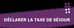 Cliquer sur l'image pour déclarer votre taxe de séjour.