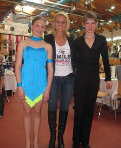 Katrin Hinterholzer, Alexandra Meisnitzer und Christoph Pirnbacher