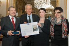 Remise du Prix Territoria 2013 au Sénat