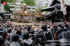 'on! お祭りフォトギャラリー〈鉄砲洲祭り〉へ