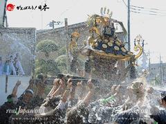 2015年, 八重垣神社祇園祭, 写真, 年番町下出羽区, 電子書籍写真集