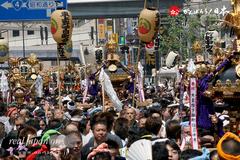 'on! お祭りフォトギャラリー「下谷祭」へ