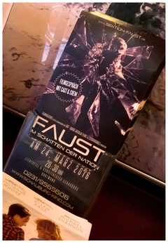 FAUST-Im Schatten der Nation, webserie