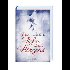 Antje Szillat: Die Tiefen des Herzens, 304 Seiten, gebunden, € 14,95