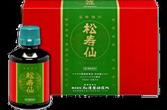 松寿仙|第3類医薬品(株式会社ウチダ和漢薬研究所)漢方薬