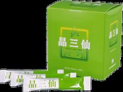 晶三仙|栄養補助食品(イスクラ産業株式会社)脾を改善する健康食品