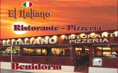 Ristorante Pizzería El Italiano en Benidorm