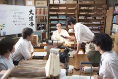 (C) 2013「舟を編む」製作委員会