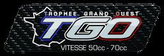 Nouveau logo du TGO.