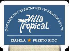 villa, tropica, isabela, vacation, rentals