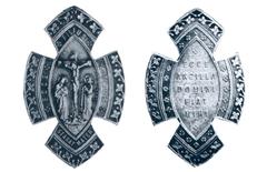 Croix de profession Notre Dame de Fidélité
