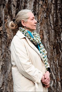 Porträtfoto Claudia Zanolli (© Annette Etges)