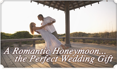 Honeymoon Gift Registry from Orlando Wedding DJ Marc Burgess Productions