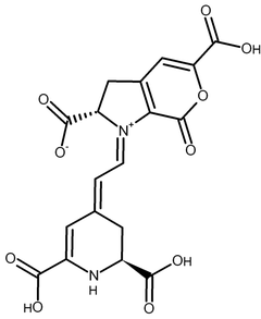 Muscapurpurin,Musca-Purpurin