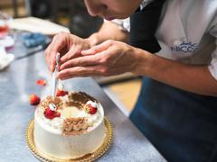 京都 誕生日ケーキ イラストケーキ デコレーションケーキ 似顔絵ケーキ
