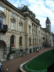 The Council House extension