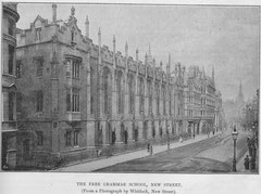 The school was rebuilt in 1838 and demolished in 1937. It is now located in Edgbaston as King Edward VI Grammar School.