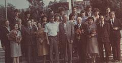 Выпускники 1983 г. Классный руководитель - Хамзин Р.Х.