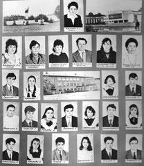 Выпускники 1997 г. Классный руководитель - Кузьмина Д.Я.