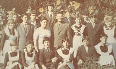 Выпускники 1986 г. Классный руководитель - Зиганшина Ф.С.