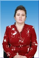 Минязева Гульнур Назировна, учитель русского языка, высшее образование, высшая категория