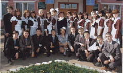Выпускники 2011 г. Классный руководитель - Татыева Л.А.
