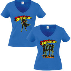 JGA Shirt – Superbraut