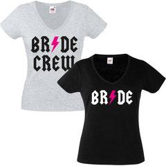 Bride Crew Rock