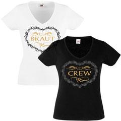 Braut Cresw Spitze