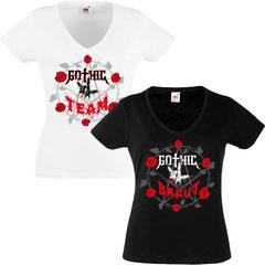 Gothic Braut/Team