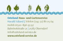 Osteland Haus- und Gartenservice