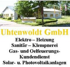 Uhtenwoldt GmbH Elektro - Heizung - Sanitär - Klempnerei