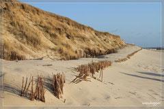 Strand in Hörnum, Richtung Süden