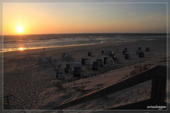 """Sunset... wunderschön und """"meine Kamera macht wieder unzählige Fotos"""" :-)"""