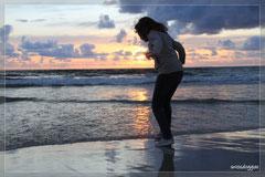 Nathi und die Wellen...