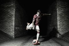 Model: Santiago Arias (PSV football player) // Photographer: Ana Luisa Silva