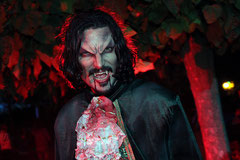 Vampire - Walibi Holland Halloween Fright Nights